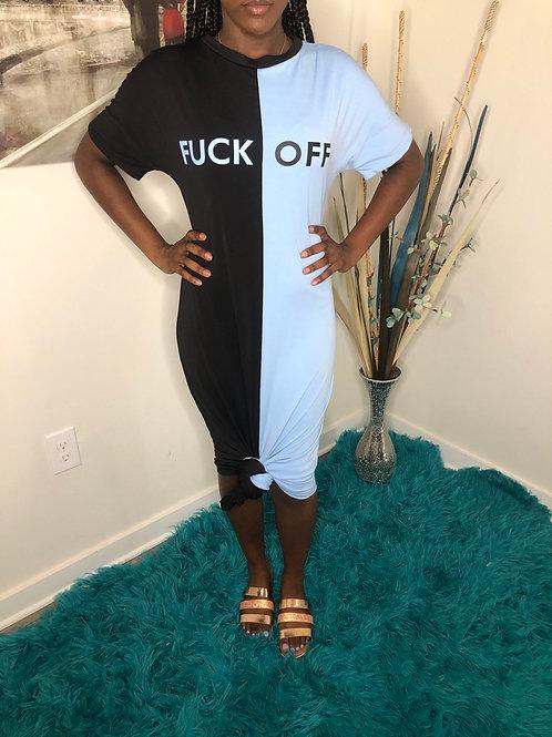 Statement Dress 🗣