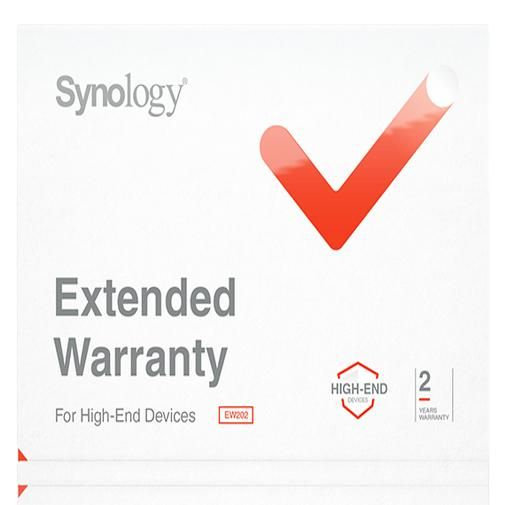 2-years extended warranty pack for RS818(RP)+