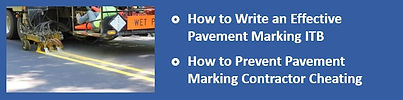 Link to Pavement Marking Project Management Training