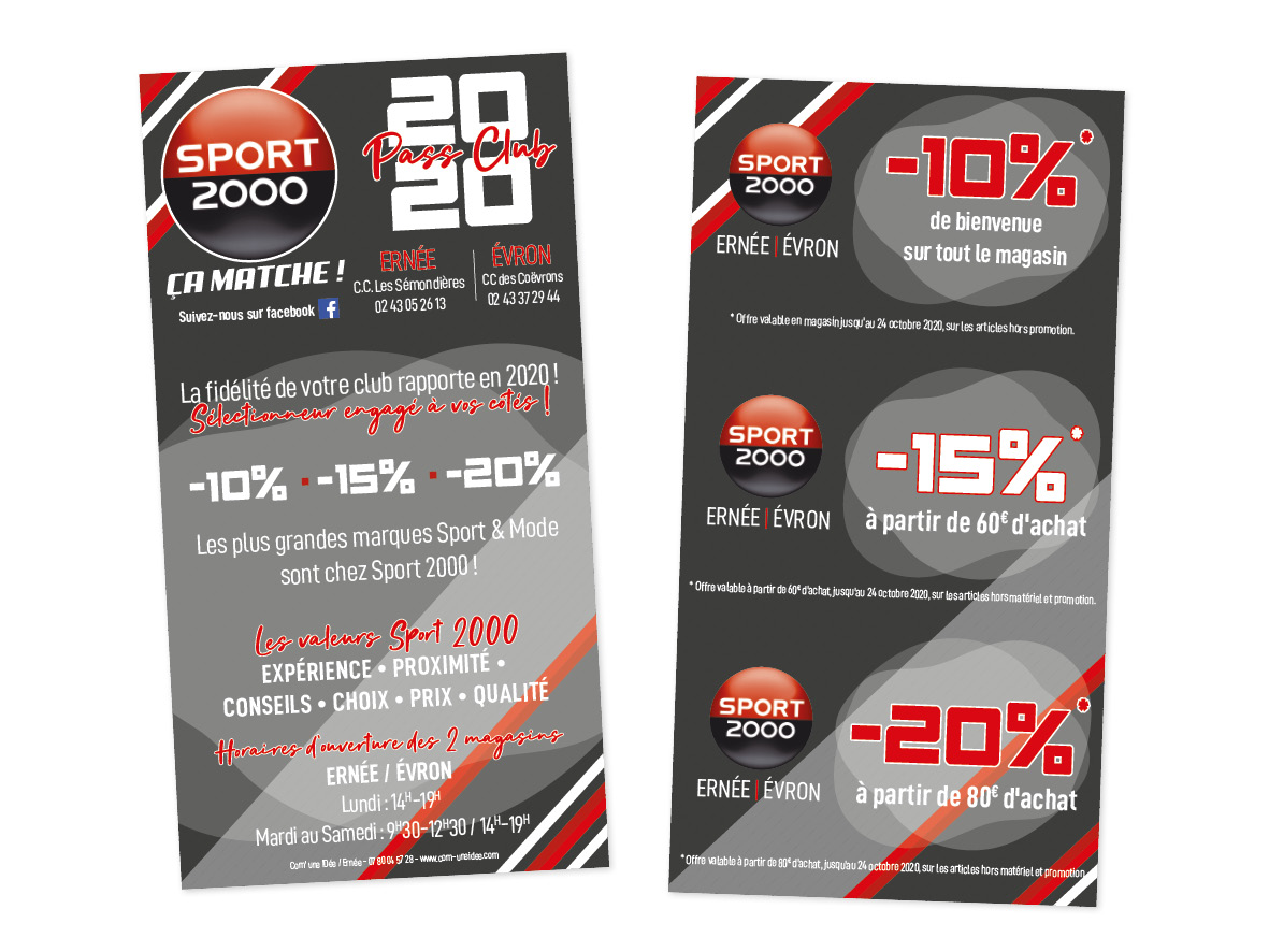 Sport 2000 Evron et Ernée