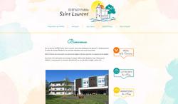 EHPAD Public Saint Laurent