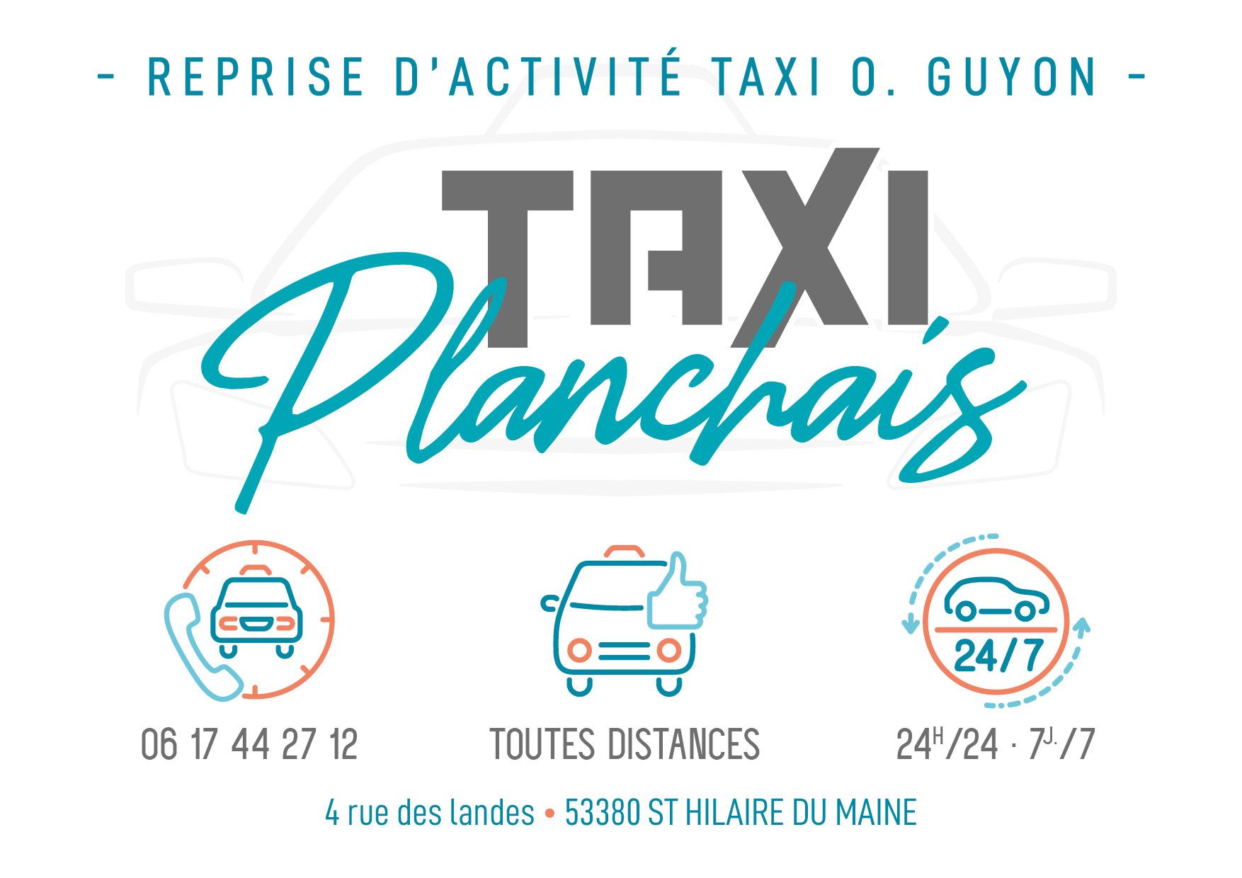 Taxi Planchais