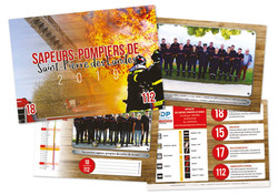 Pompiers de St Pierre des Landes