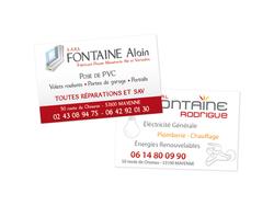 Fontaine Alain et Fontaine Rodrigue