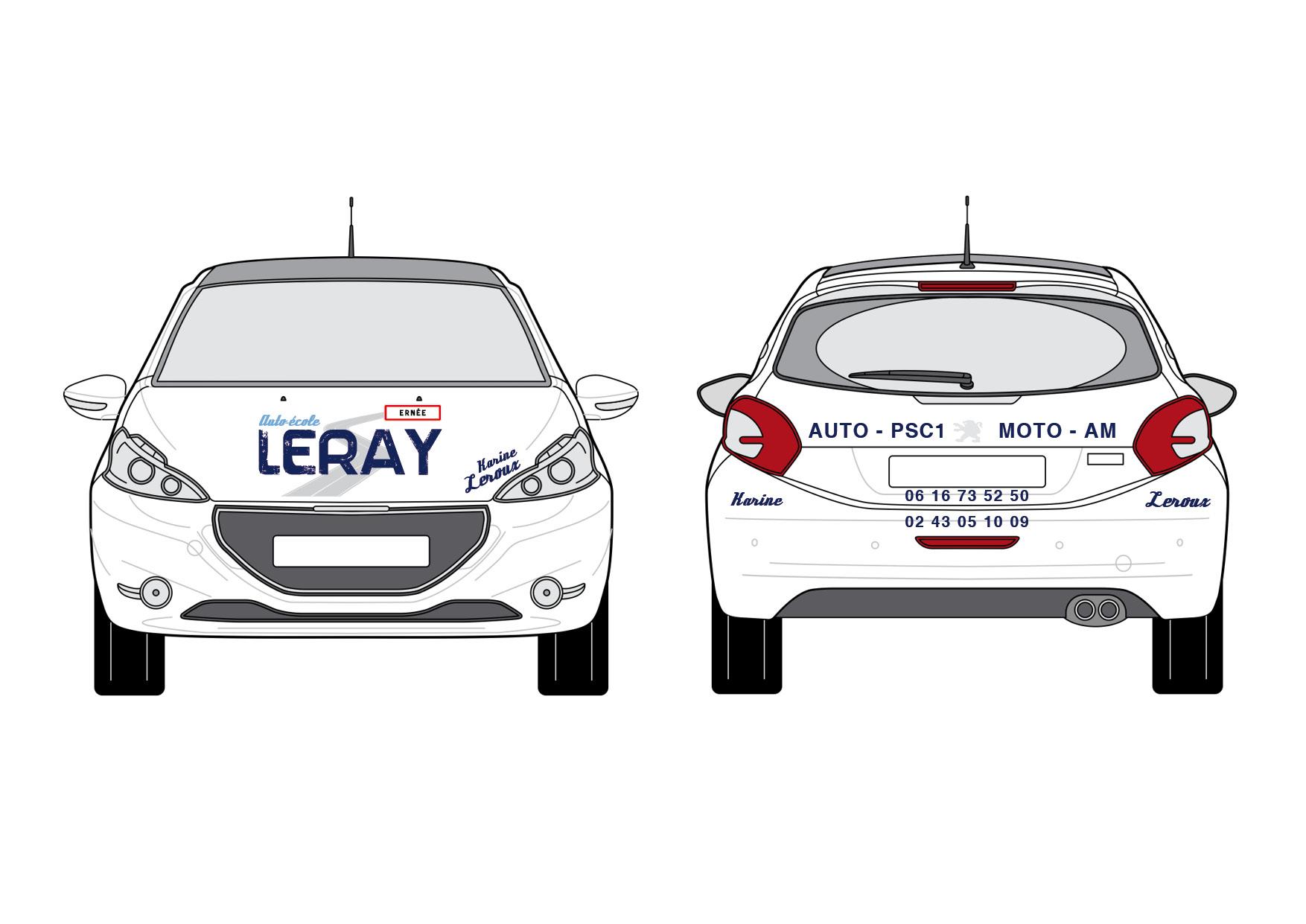 Auto-école LERAY