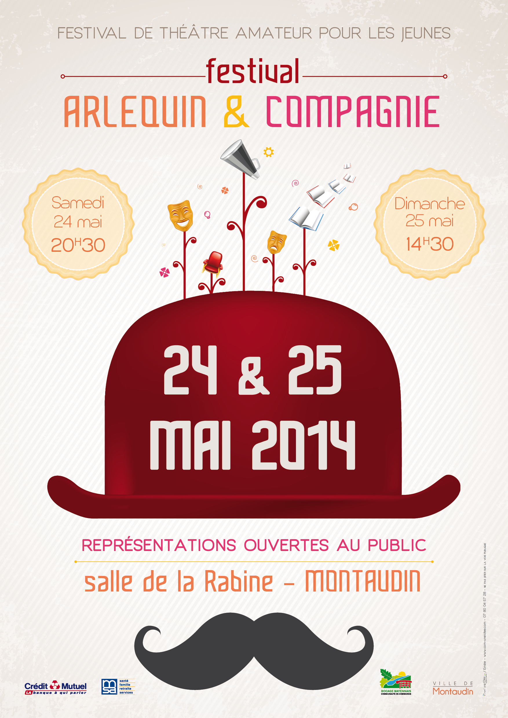 Festival Arlequin & Compagnie