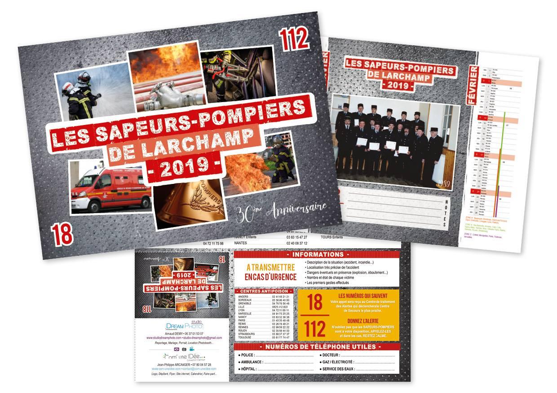 Pompiers de Larchamp