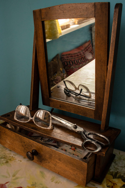 The Mirror of the Past
