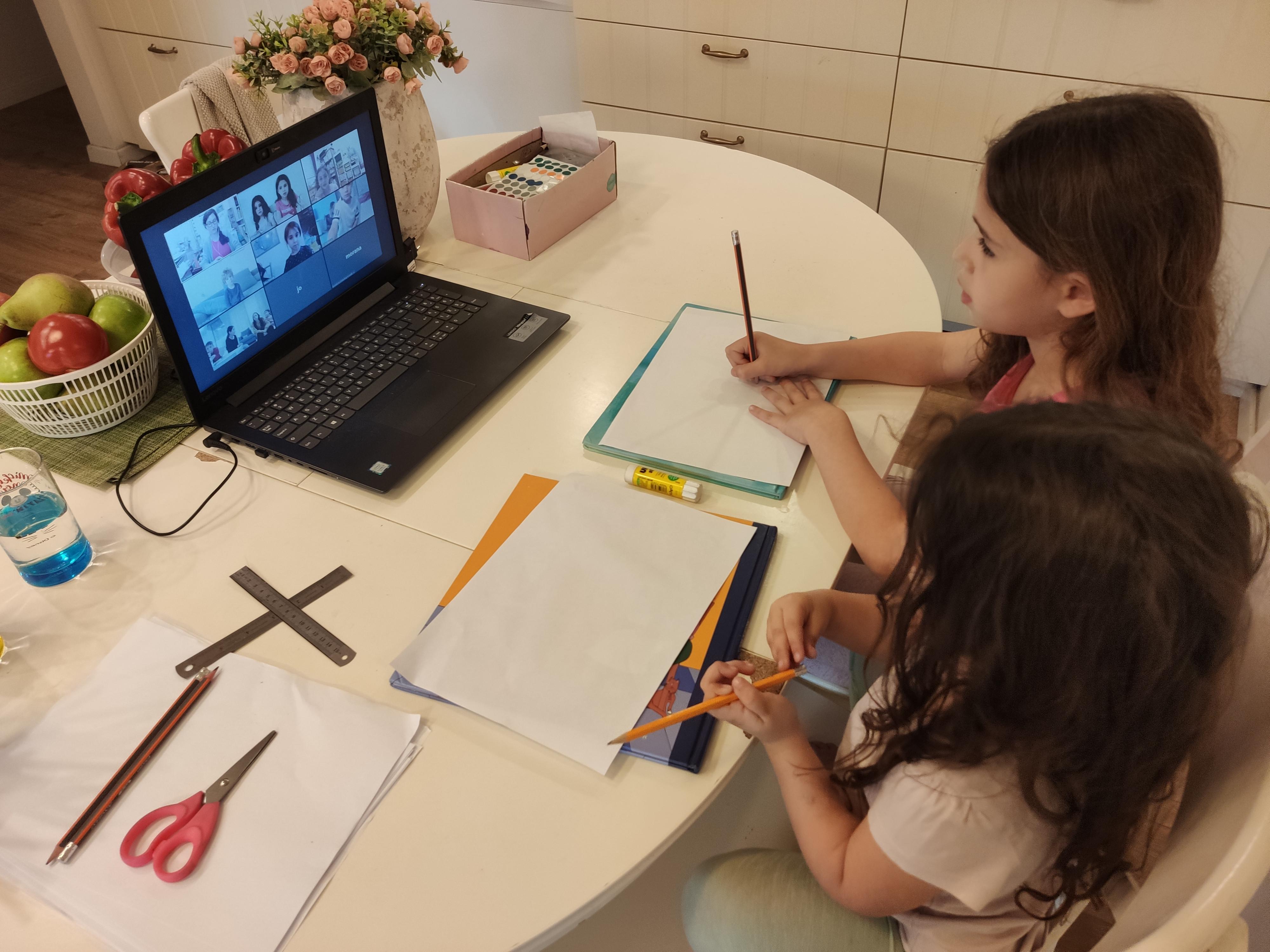 English: Illustrated stories Workshop