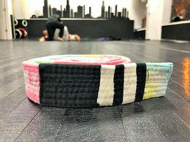 Jiu-jitsu belt