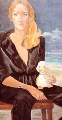 Zelf portret 1980