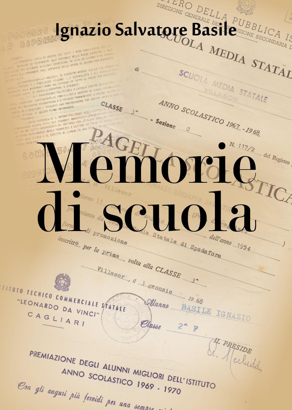 MEMORIE DI SCUOLA
