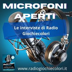 MICROFONI APERTI: LE INTERVISTE
