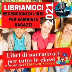 Libriamoci: recensioni di libri per ragazzi