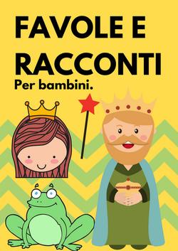 FIABE E RACCONTI PER BAMBINI