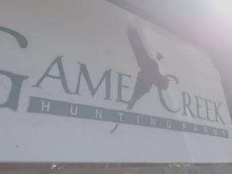 Game Creek Promo Video
