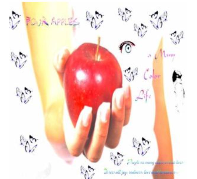 Chuck W. | 4 Apples 3