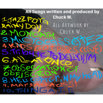 Chuck W. | Get Your Shit Together! Back