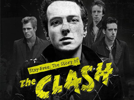 Stay Free The Story Of The Clash
