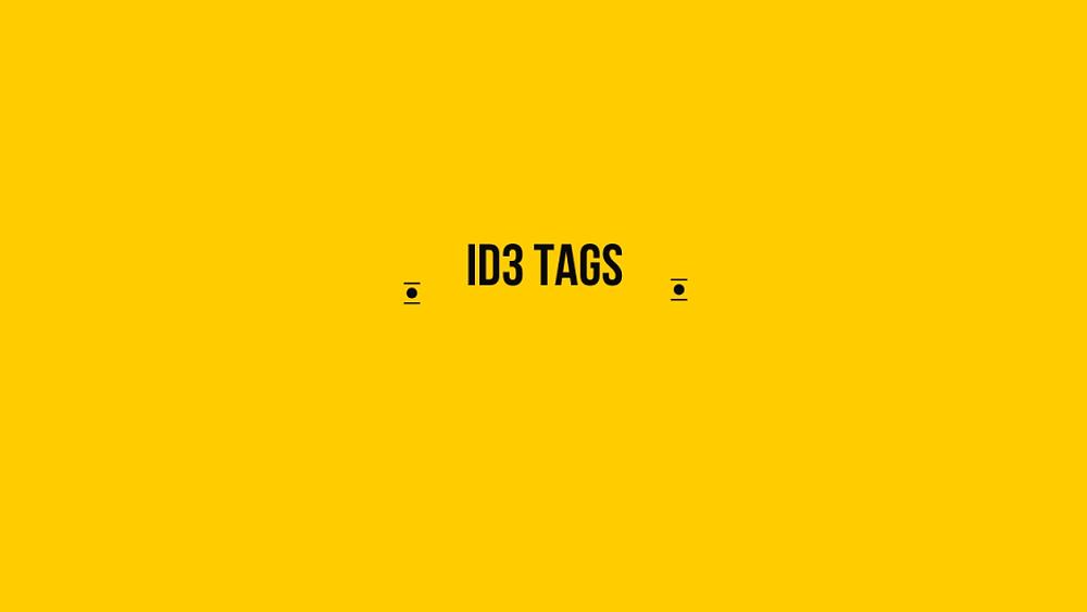 ID3 Tags