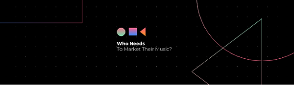 Who Needs To Market Their Music?