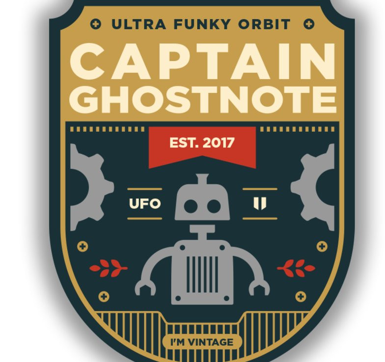Chuck W. | Captain Ghostnote Medal