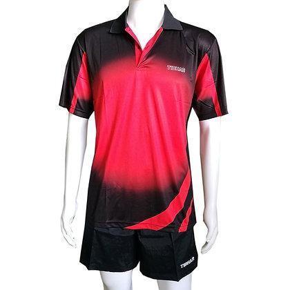 Tibhar Loop Shirt (Red)