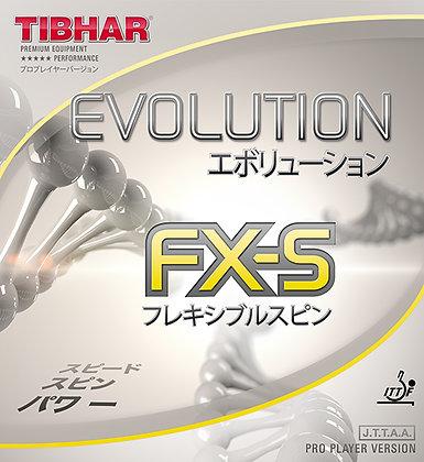 Tibhar Evolution FX-S Rubber