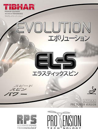 Tibhar Evolution EL-S Rubbers