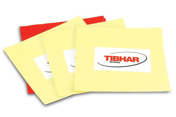 Tibhar Self Adhesive Film (pack of 12 pcs)