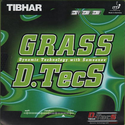 Tibhar Grass D-Tecs Rubber OX