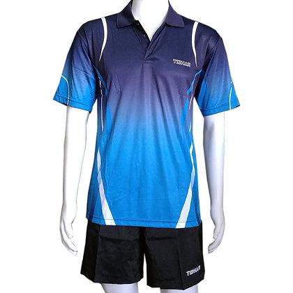 Tibhar Bamboo Shirt (Blue)