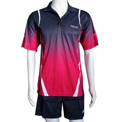 Tibhar Elite Shirt (Red)