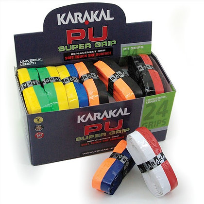 Karakal PU Duo Super Grip (Box of 24)