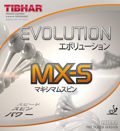 Tibhar Evolution MX-S Rubber