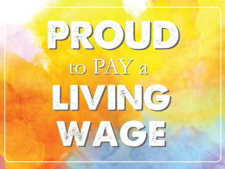 Collegetown Bagels is a Living Wage Employer