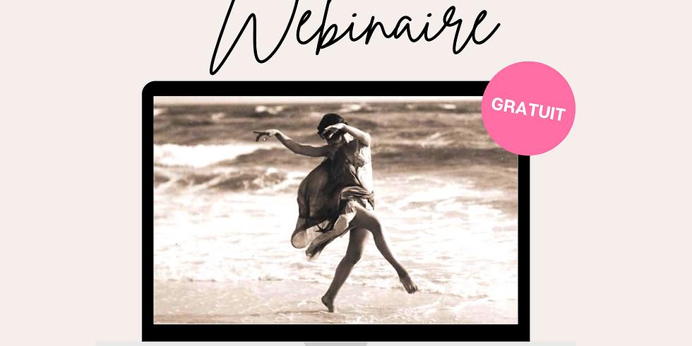 WEBINAIRE Danse-thérapie
