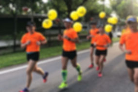 Titan Singapore supports Yellow Ribbon Prison Run pacers with compression wears superior in sports performance and recovery.