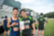 Titan Singapore shares the good vibe with runners at Unlabelled Run 2018.