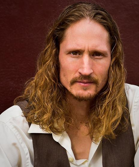 Nicolas X. Parsons Long hair
