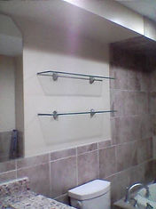 All City Custom Glass Shower Surround