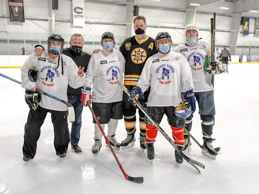 2nd Annual Bruins Alumni Charity Game To Airing On Bruins Alumni TV