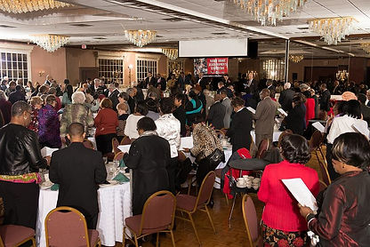 MLK Breakfast with te North Shore Black Women's Association