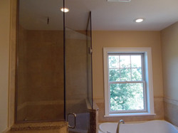 Custom Shower and tub surrounds