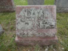 Granite cemetery headstones cleaning
