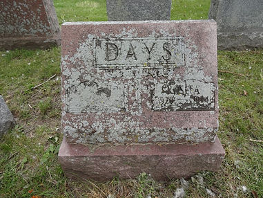 Granite cemetery headstones cleaning