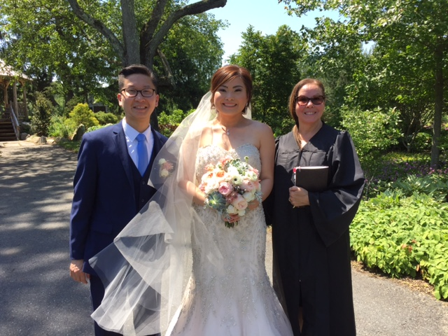 Justice Gladys Wedding 2018