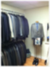 Tailored for Success Men's Career Closet
