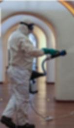 Corona Virus Clean Beathe Eazy sanitizes virus disinfects
