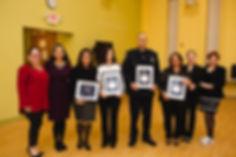 NSHA Award recipients